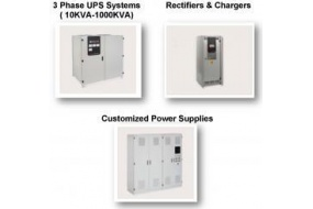 AC/ UPS, Charger & Battery Bank DC